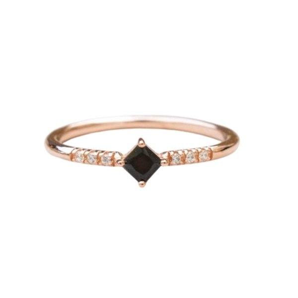 kite diamond ring