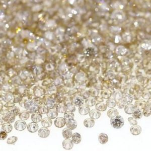 light brown color diamonds lot