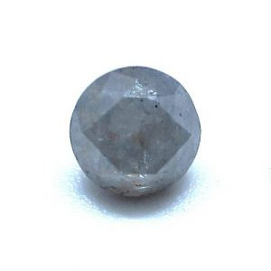 Silver Gray Salt And Pepper Diamond