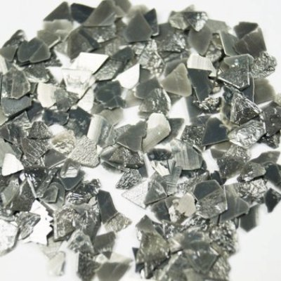 natural grey uncut diamond slices
