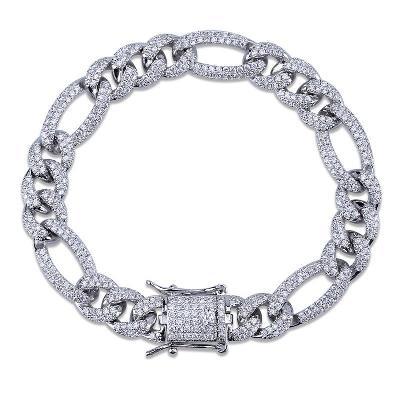 Men hip hop bracelet