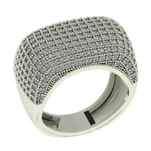 hip hop diamond ring