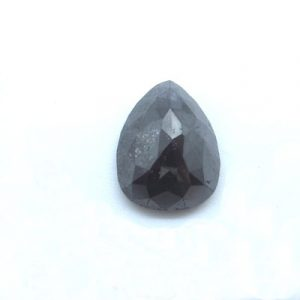 Fancy Pear Black Diamond