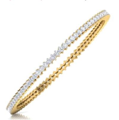 round white diamond women's tennis bracelet