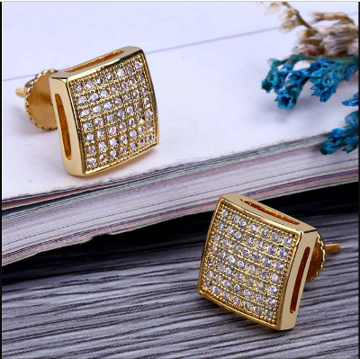 stud earrings for men