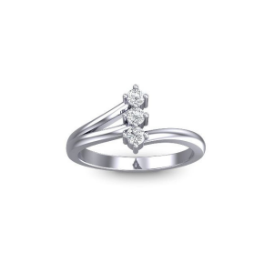 unique white diamond three stone ring white diaunique white diamond three stone ring mond three stone ring