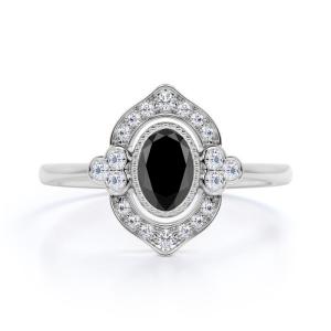 vintage diamond engagement rings (3)