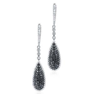 women dangle earrings