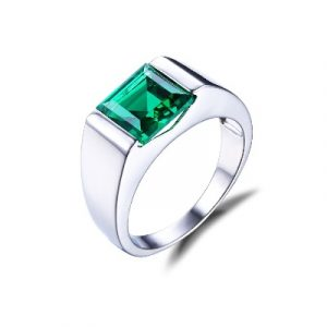 emerald ring for men