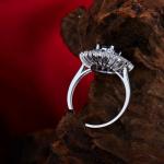blue sapphire diamonblue sapphire diamond engagement ringd engagement ring