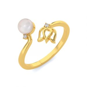 antique pearl ring