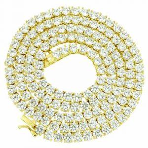hip hop diamond necklace