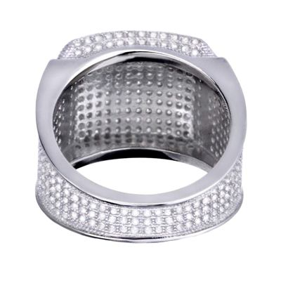 mens hip hop pinky ring