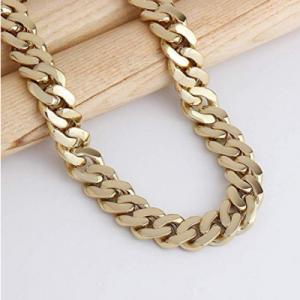 hip hop miami cuban link chain necklace hip hop miami cuban link chain necklace