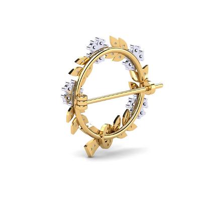 fancy diamond brooch for women