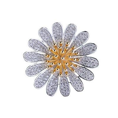 diamond brooch for women