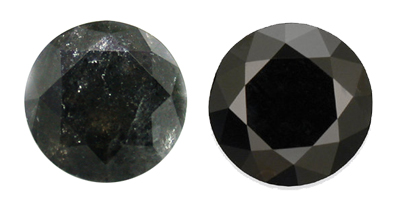 intensity of black diamond
