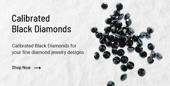 Calibrated Black Diamonds