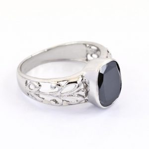2ct oval shape ring