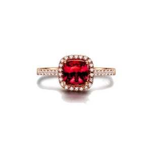 ruby ring for women
