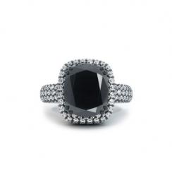 vintage ring engagement