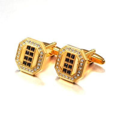 cufflinks with diamonds