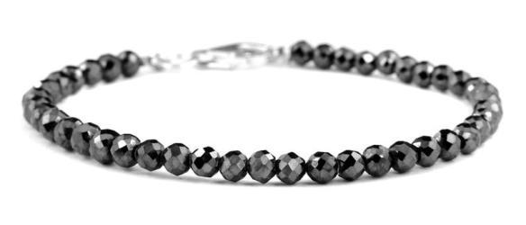 diamond beads bracelet