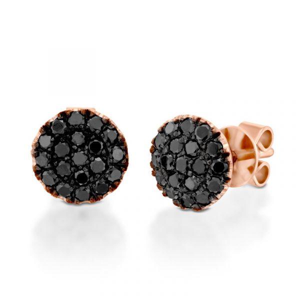 rose gold earrings (2)