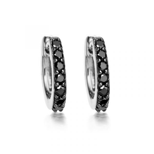 rose gold hoop earrings (3)