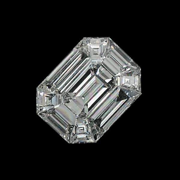 Emerald Pie Cut Diamond