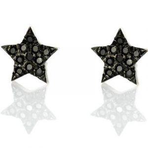 stud star earrings