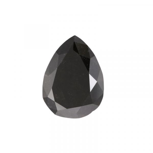Black Diamond Pear Cut