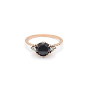 3 stone ring