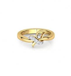 white diamond clutch love ring