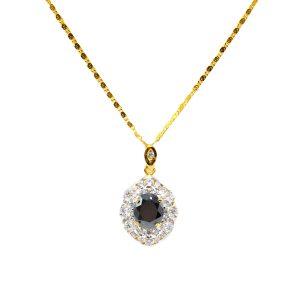 Black Diamond Pendant