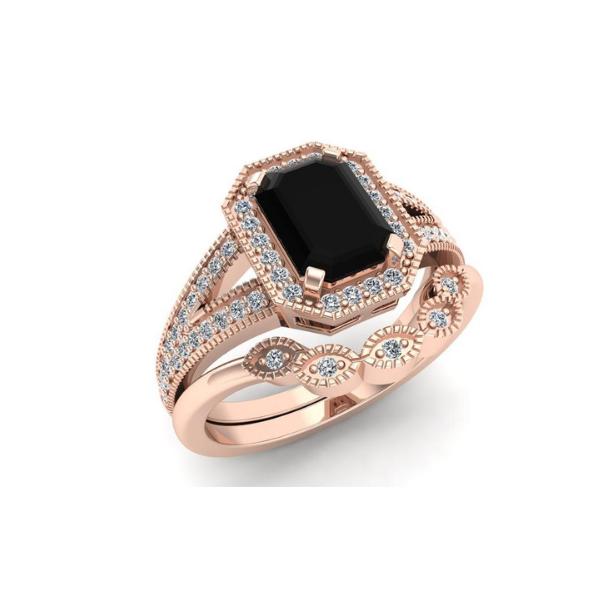 bridal set ring