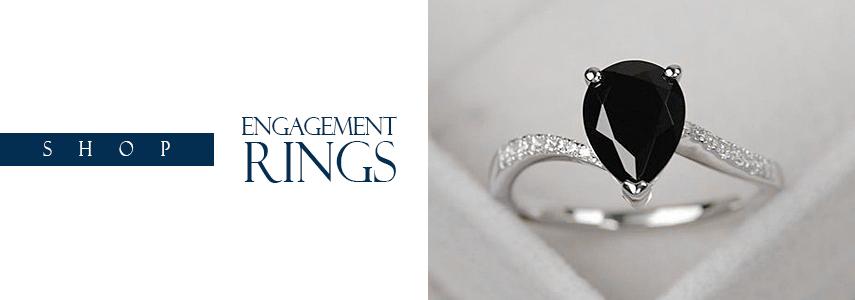 Shop diamond engagement ring