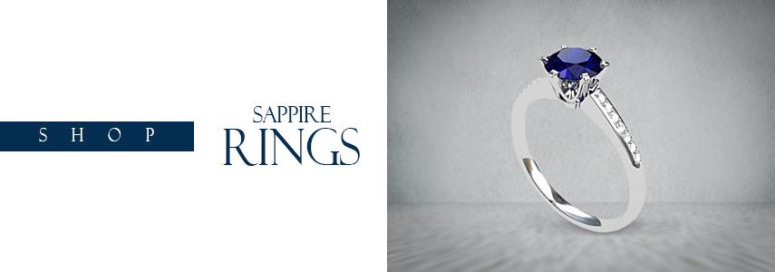 Shop sapphire rings