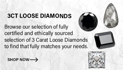 3ct Loose Diamonds