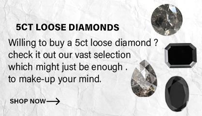 5ct Loose Diamonds