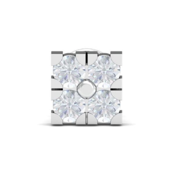 mens diamond earring