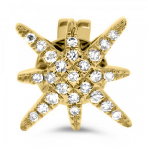 star stud earring