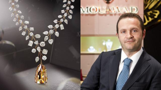 6. L'Incomparable Diamond necklaces