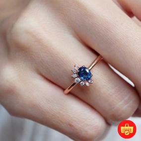 small diamonds ring