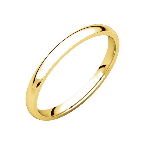 classic wedding ring for women